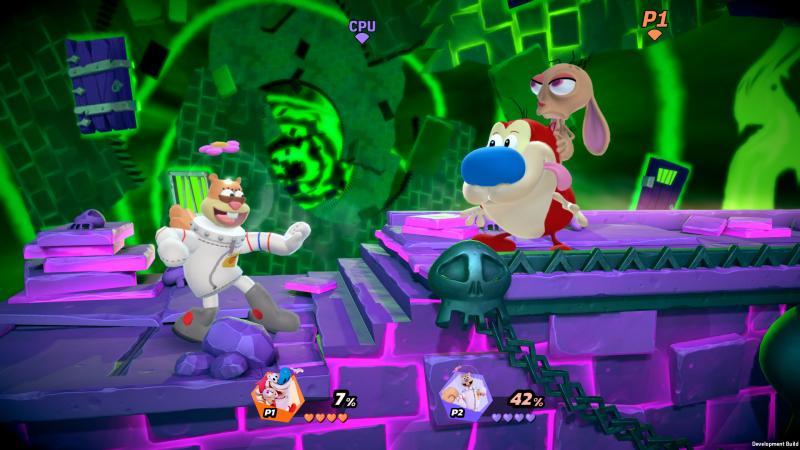Nickelodeon All-Star Brawl Review-Næsten klar til slimtid