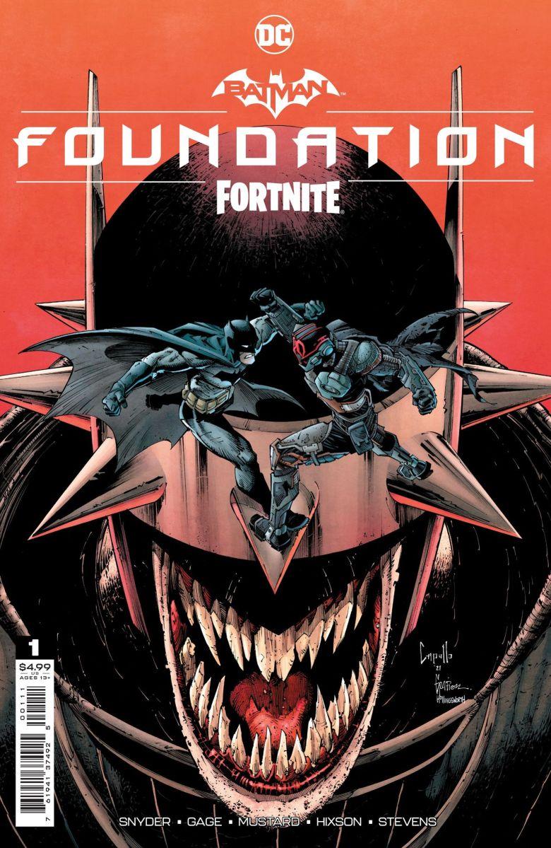 The Batman Who Laugh kommer til Fortnite