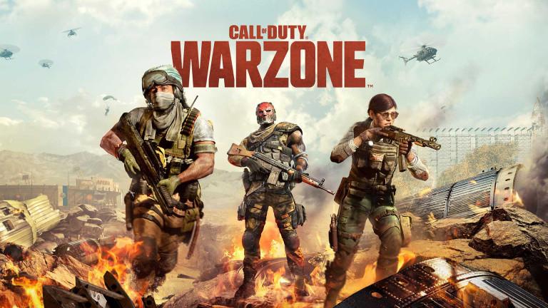 Call of Duty Warzone: Deux nouvelles images de la carte Pacifique dévoilées