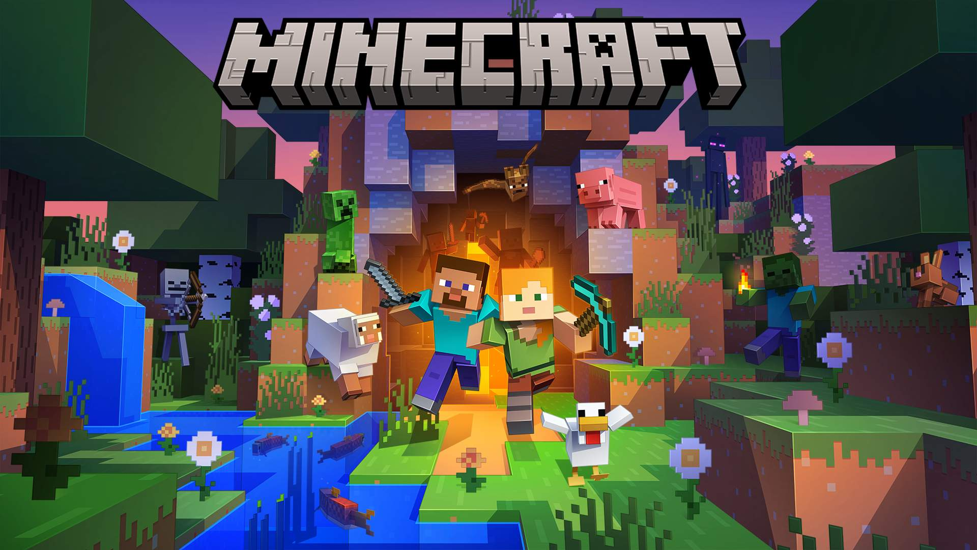 Video For Coming November 2 to Xbox Game Pass for PC: Minecraft Java and Bedrock Editions