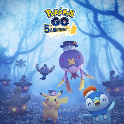 Pokémon GO Halloween Mischief 2021 skræmmer lidt sjov