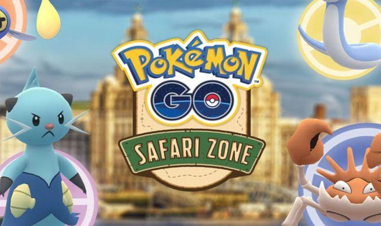 Pokémon Go Liverpool Safari Zone datoer, tider, billetter, City Explorer Pass refusion, mere    Spil    Underholdning