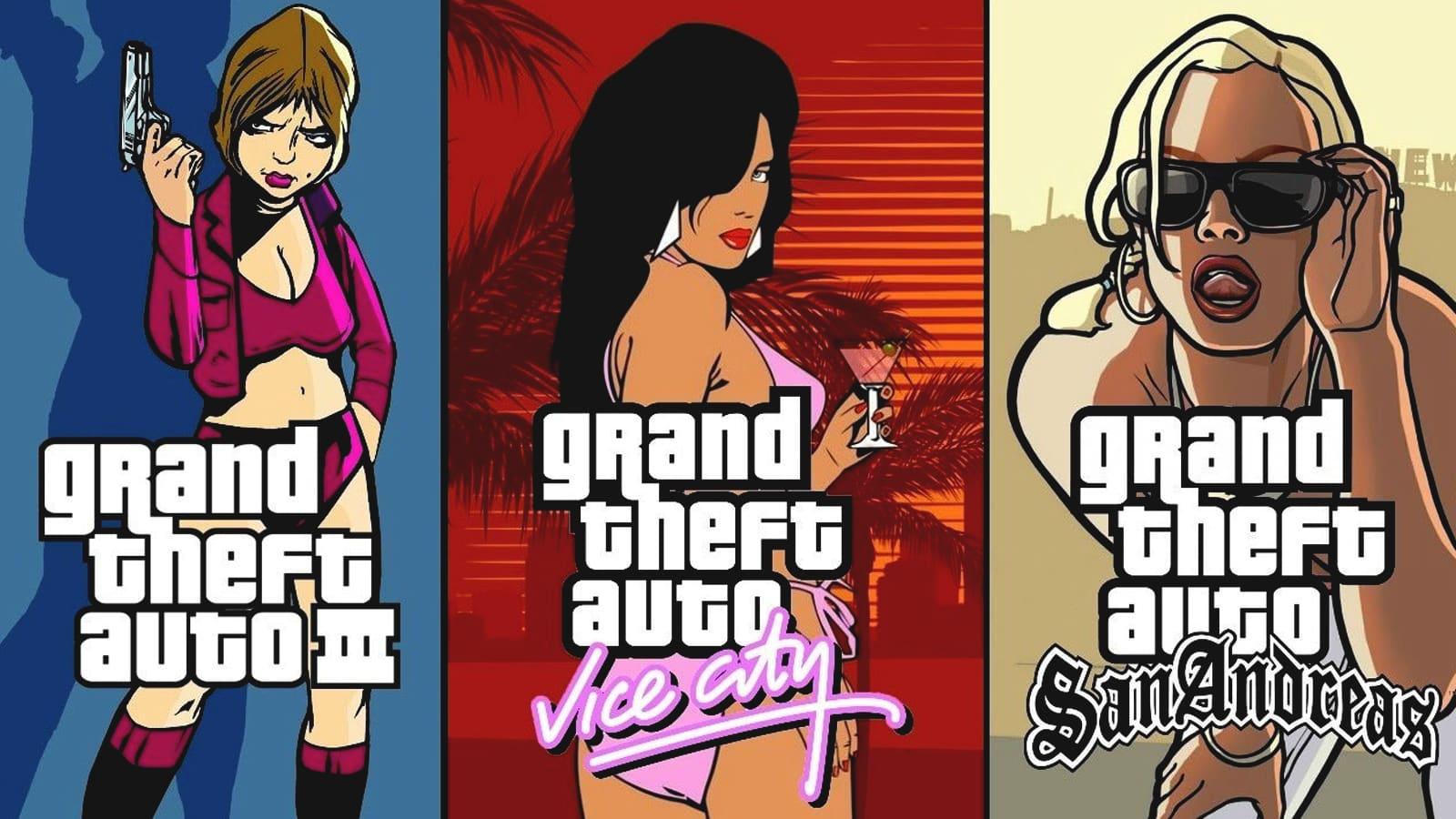 Rygtet: GTA: The Trilogy - The Definitive Edition PC Systemkrav og opgraderingsdetaljer lækket