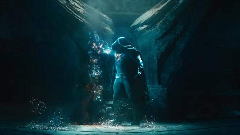 Sort Adam elektrificerer i dette debutklip fra Dwayne Johnsons film
