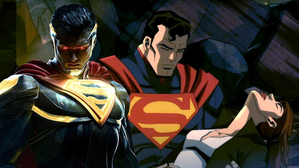 Uretfærdighed: Hvordan Superman's Failure brød DC -universet