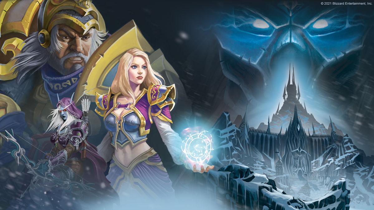 World of Warcraft: Wrath of the Lich King - Et pandemisk systembrætspil nu tilgængeligt